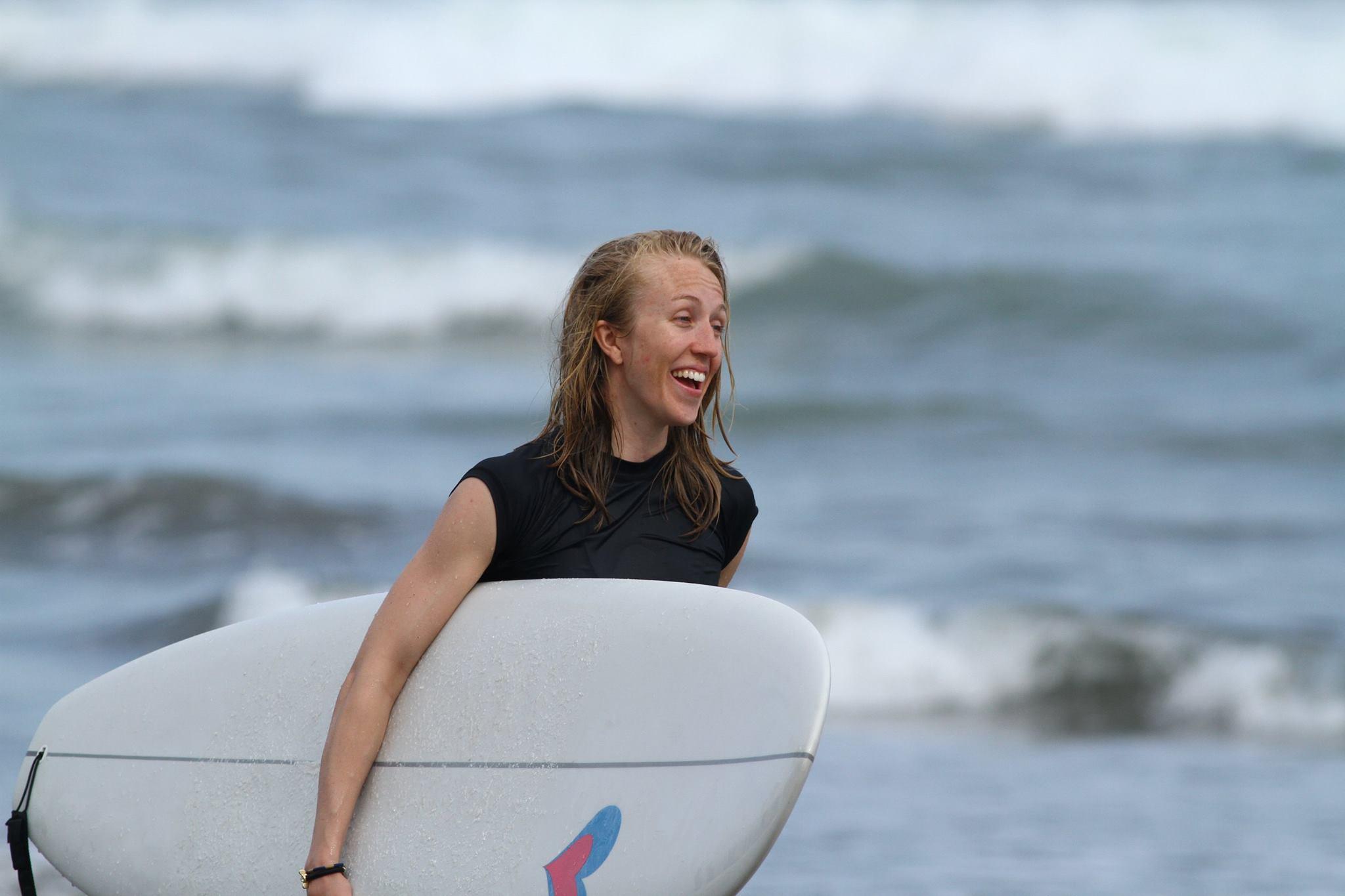 Surf, Retreat, Bali, Salti Hearts, surfer Girl