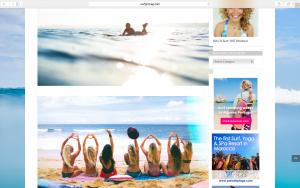 Salti Hearts, Surf, Yoga, Bali, Retreat, Camps, SurfGirl