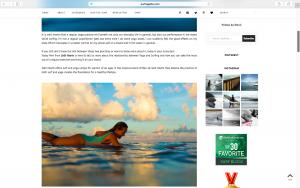 Press, Salti Hearts, Surf, Yoga, Retreat, Bali