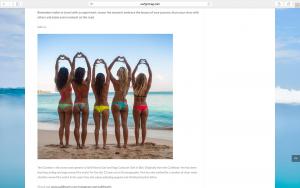 Surf, Yoga, Travel, Salti Hearts, Bali, SurfGirl