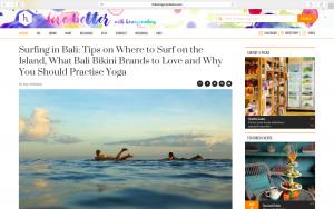Surf, Yoga, Bali, Salti Hearts