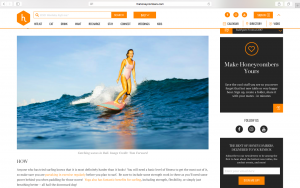 Surf, Yoga, Retreat, Bali, Surfing, Camp, Salti Hearts, Press