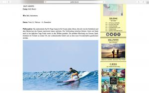 Retreat, Yoga, Surf, Bali, Salti Hearts