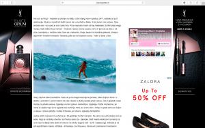 Press, Cosmopolitan, Surf, Yoga, Retreat, Bali