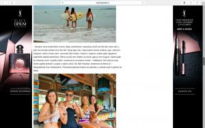 Press, Surf, Retreat, Bali