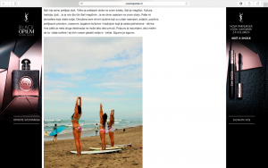 Retreat, Bali, Surf, Yoga, cosmopolitan, Press