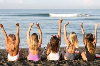 Salti Hearts, Bali, sisterhood, holiday, retreat, Yoga, surf