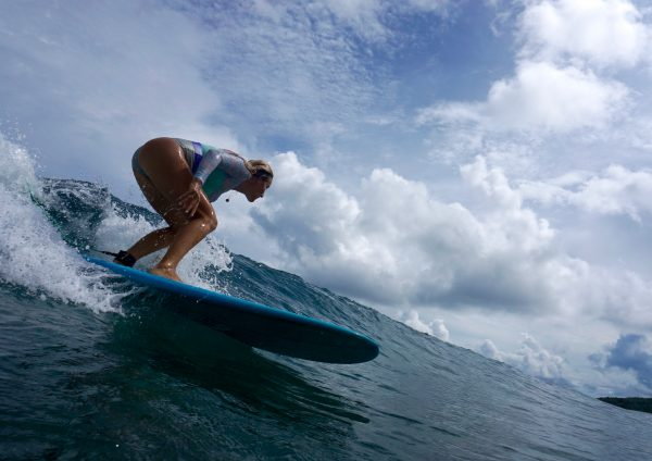The Healing Power of Surfing